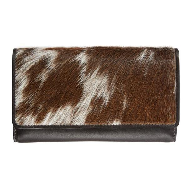 Portemonnee Webshop.Maverick Beverly Rfid Lady Wallet Brown Portemonnee So Baggy Webshop