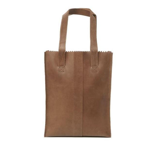 MY PAPER BAG Long Handle Zip Hunter Original