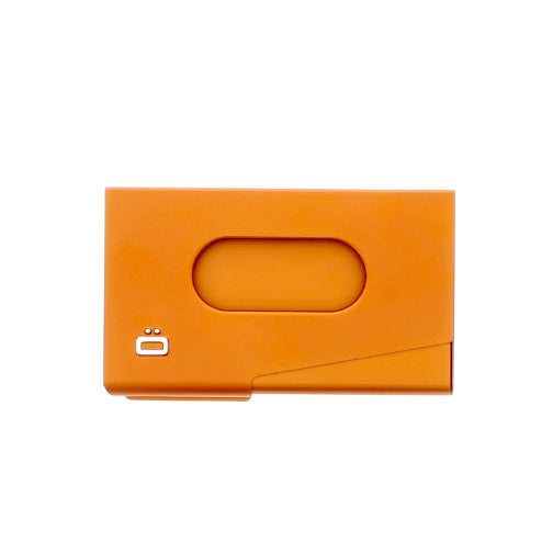 Ögon Designs visitekaarthouder One Touch Orange