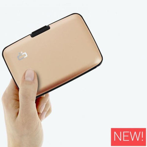 Ögon Card Case rose gold