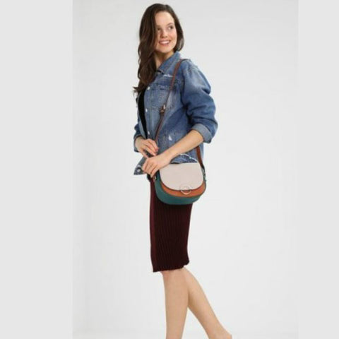 PIECES Alice Crossbody bag natural