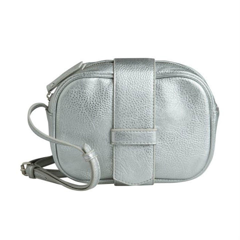 PIECES Amanda Cross body zilver schoudertas crossbody
