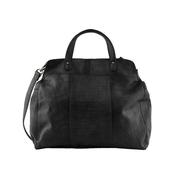 PIECES Cora Leather Daily Bag