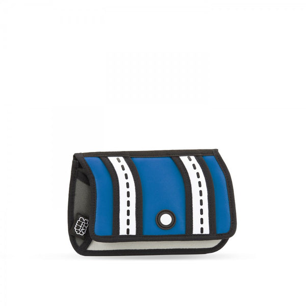 JumpFromPaper Pouch blauw