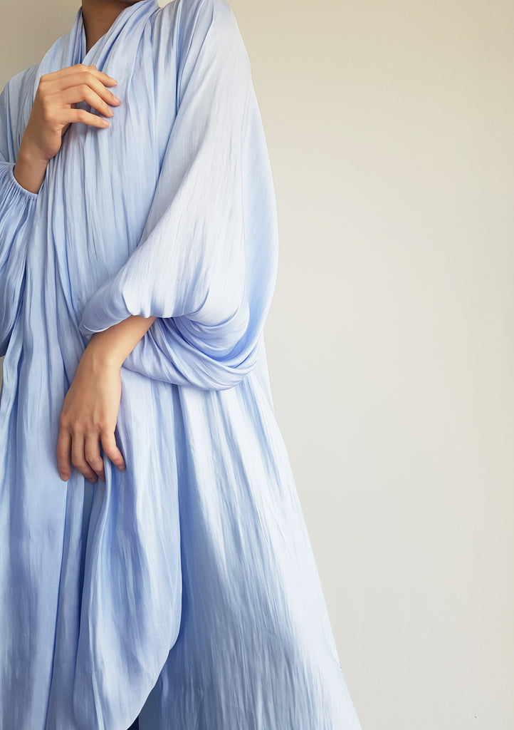 Light Blue Abaya (Vol 1)