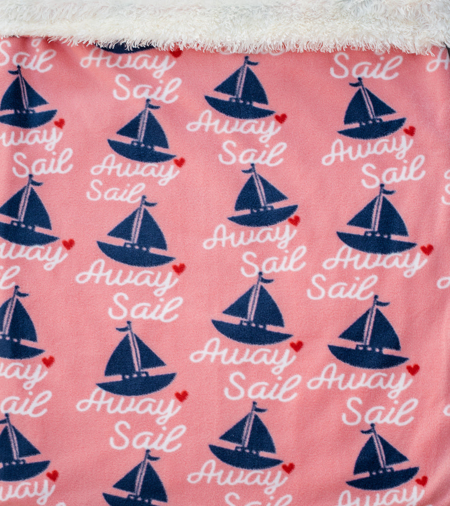 "Dog Pocket ""Come Sail Away"""