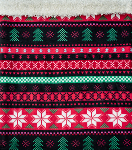 "Dog Pocket ""Holiday Sweater"""