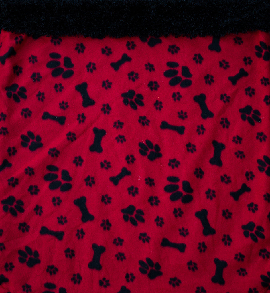 "Dog Pocket ""Ruby Red Rover"""