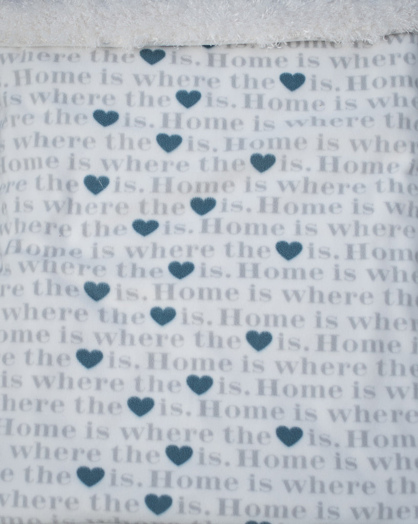 "Dog Pocket ""Home is where the heart is"""