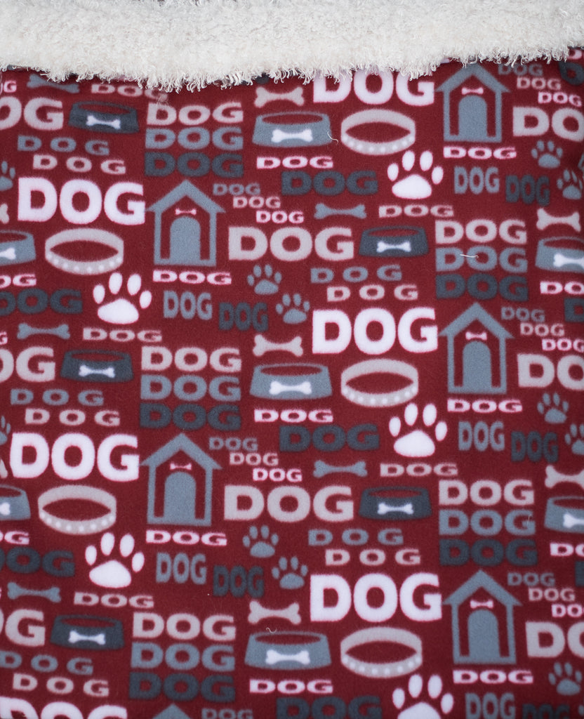 "Dog Pocket ""Red Dog Life"""