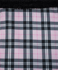 "Dog Pocket ""Pretty in Plaid"""