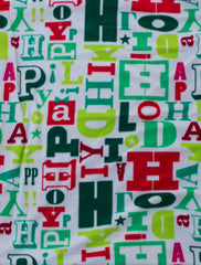"Dog Pocket ""Happy Holidays"""