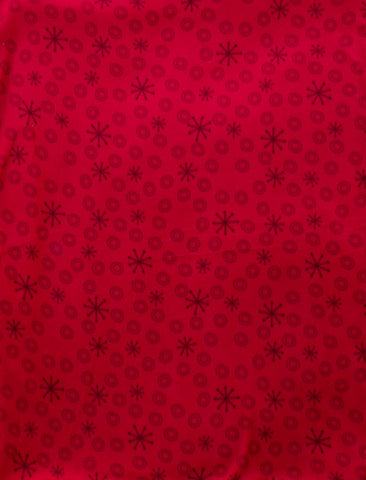 "Dog Pocket ""Holiday Red"""