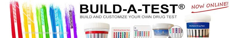 Build and Customize your rapid drug test
