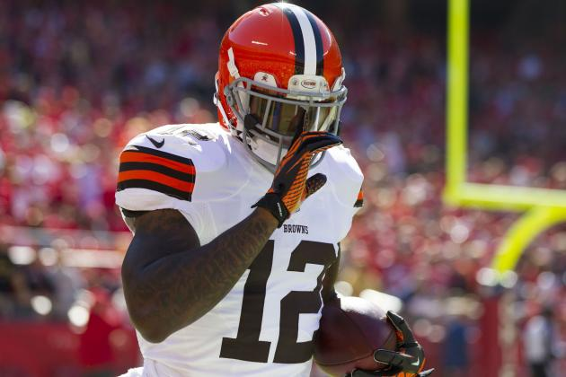 Josh Gordon is Suspended for Substance Abuse