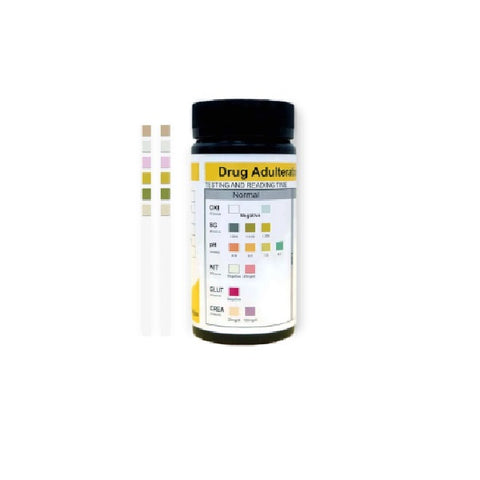View images for 6 Parameter -  Urine Sample Validation - Adulteration Test Strip