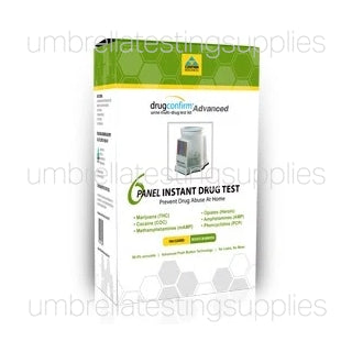 View images for DrugConfirm™ Private Home Drug Test Kit