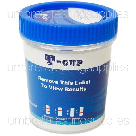 View images for T Cup drug test cup 12 panel 14 panel