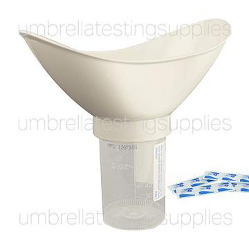 View images for Urine Assist - Collection Funnel Aid for Women and Children