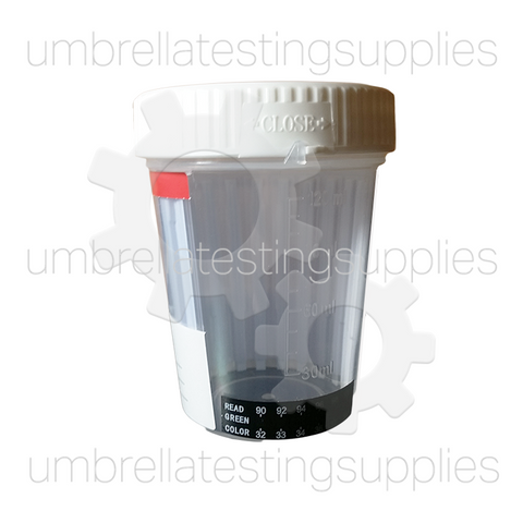 View images for Build-A-Test™ - Cup - Red Style - Lowered Cutoff Levels, Waived