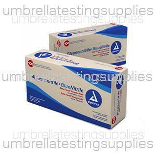 Safe-Touch,  Nitrile Medical Exam Gloves