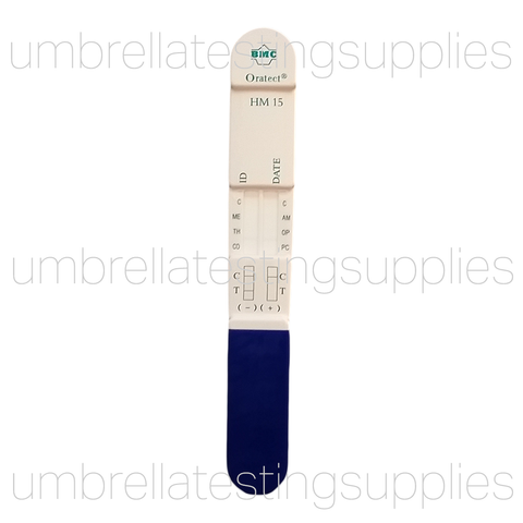 Oratect - Saliva Drug Test - 6 Panel - FDA-Cleared