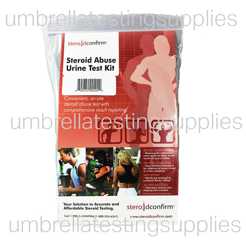 View images for Steroid Test Kit