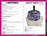 KK Pattern: Reality Check Cowl