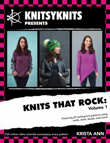 KK Pattern: Give It Up Knucklettes