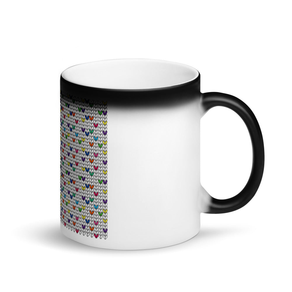 Knitted Fabric Mug