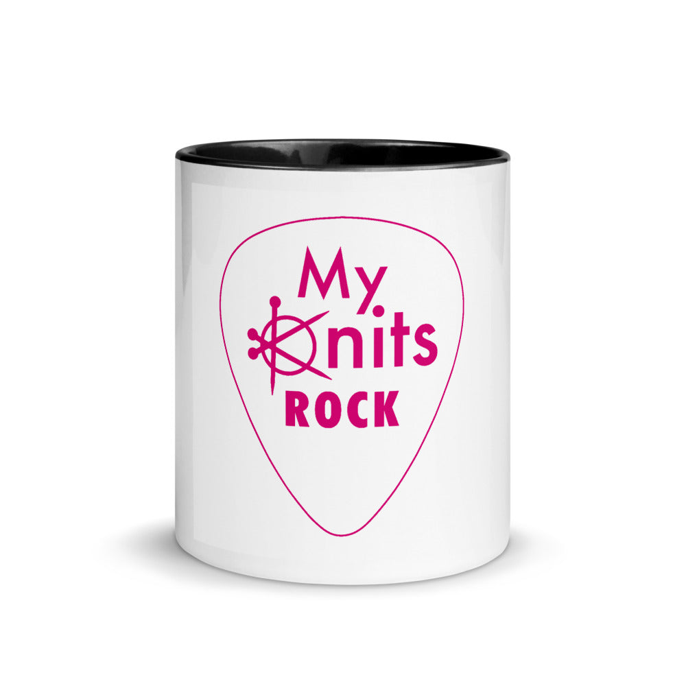 My Knits Rock Mug