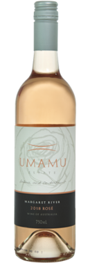 2018 UMAMU Estate Rose *NEW RELEASE* ($30 per bottle)