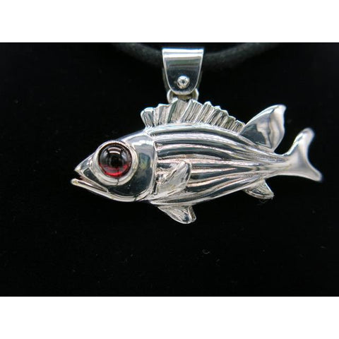 Squirrelfish Pendant