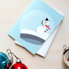 Shaken Up <br /><em>holiday cards</em>