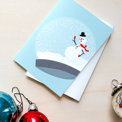 Shaken Up <br />holiday cards