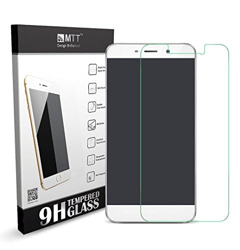 MTT® Premium Tempered Glass Screen Protector Guard for Coolpad Note 3 Plus & Coolpad Note 3
