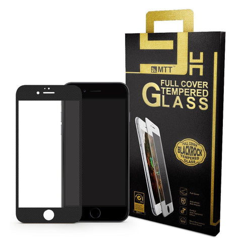 MTT 3D Full Body Tempered Glass Screen Protector Guard for Apple iPhone 6S / 6 (Black)