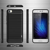 MTT Rugged Armor Shock Proof Case Cover for Xiaomi Mi5 (Black)