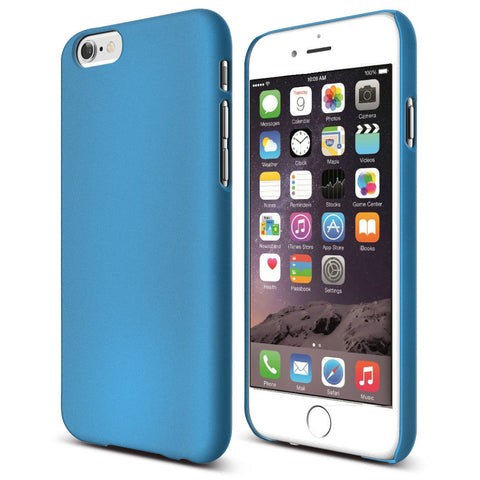 MTT Slim Fit Case for iPhone 6S / 6 - Metallic Blue