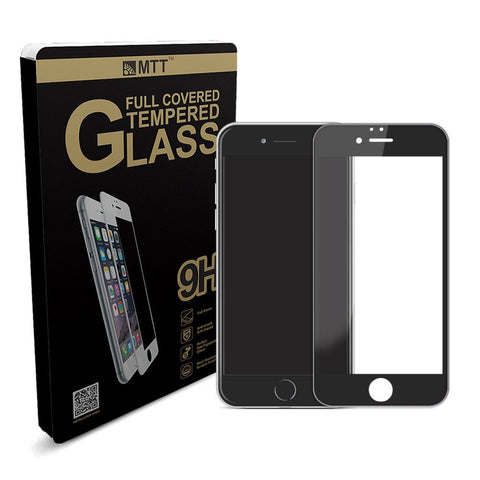 MTT  Edge to Edge iPhone 6S Plus / 6 Plus Full Body Tempered Glass Screen Protector