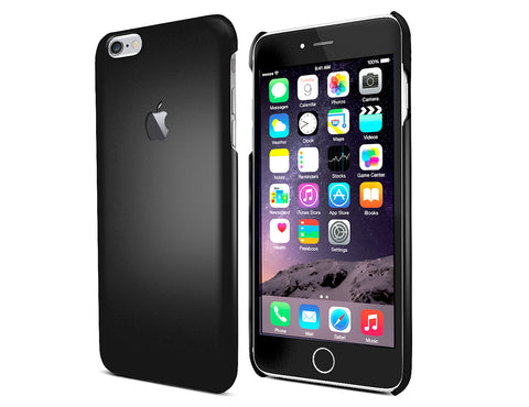 MTT™ Slim Fit Anti Scratch Case for iPhone 6 - Black