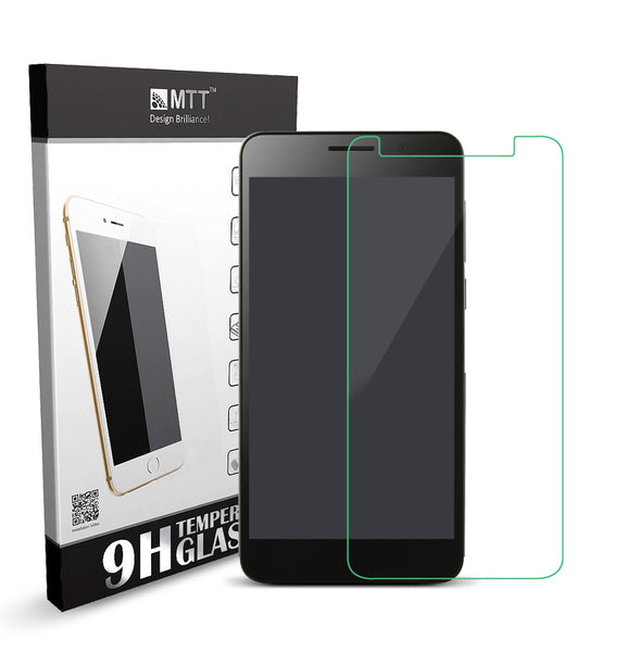 MTT® Premium Tempered Glass Screen Protector Guard for Honor 6
