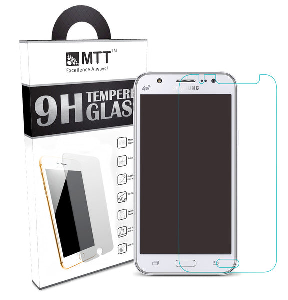 MTT® Premium Tempered Glass Screen Protector for Samsung Galaxy J5
