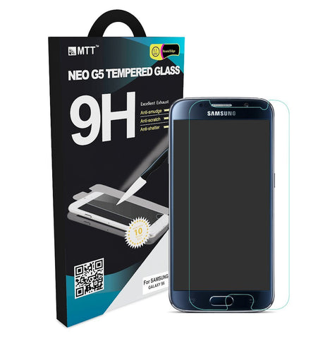 MTT® NEO Tempered Glass Screen Protector for Samsung Galaxy S6