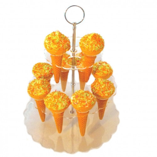 16 Ice Cream Cone / Popcorn, Sweets & Savorys Stand