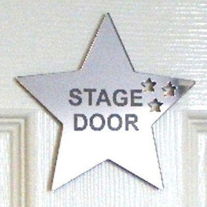 Personalised Star Door Sign