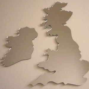 UK & Ireland Map