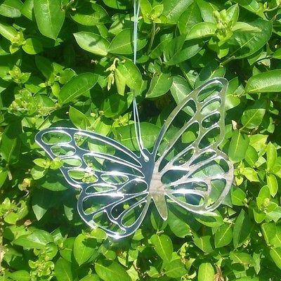 Mirrored Butterfly Dreamcatcher