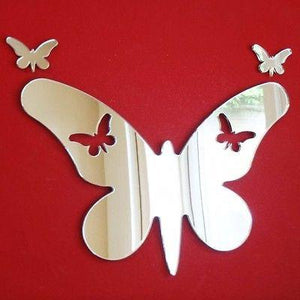 Butterflies out of Butterfly - Long Wings