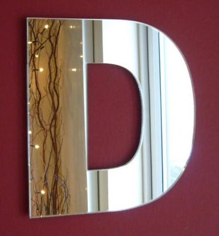 Contemporary Letter D